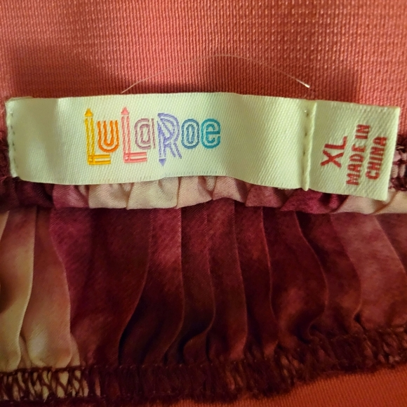 LuLaRoe Jill XL